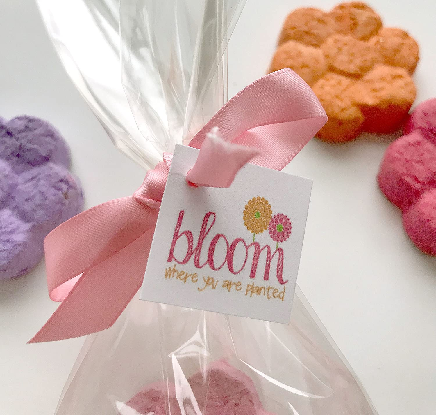 Amazon.com: PaperBloom™ Seed Paper Flowers to Grow, Customizable ...