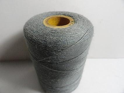 amazon com clark s o n t dual duty spool of yarn pewter plus