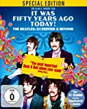 It Was Fifty Years Ago Today! The Beatles: Sgt. Pepper & Beyond - Special Edition [Blu-ray]