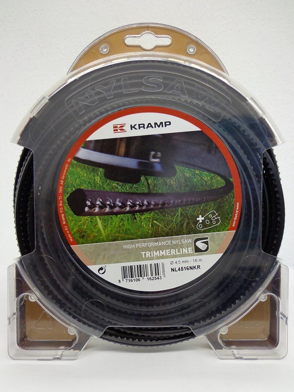 Oregon Freischneidefaden FLEXIBLADE 4.0 mm x 21 m Mähfaden Motorsense Trimmer
