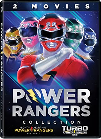 Amazon Com Power Rangers 2 Movies Collection Artist Not Provided