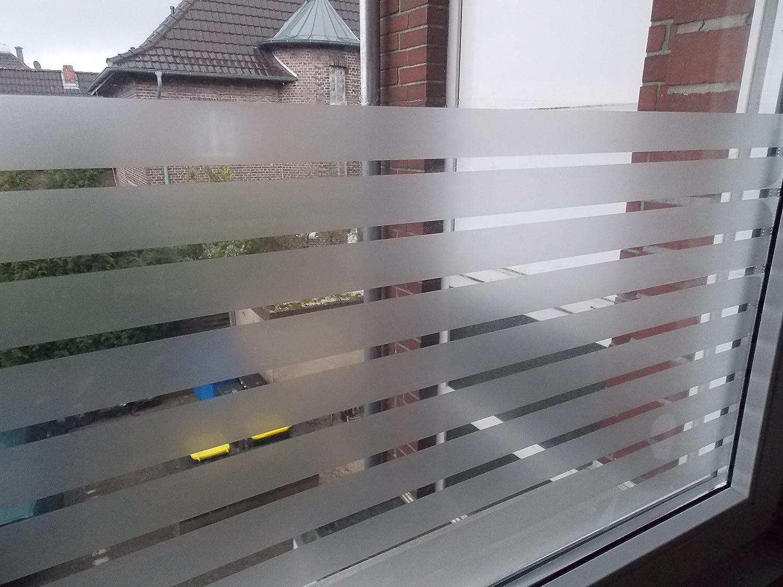 Amazon Milchglas Folie Fenster Folie Stratos 35mm Streifen 6