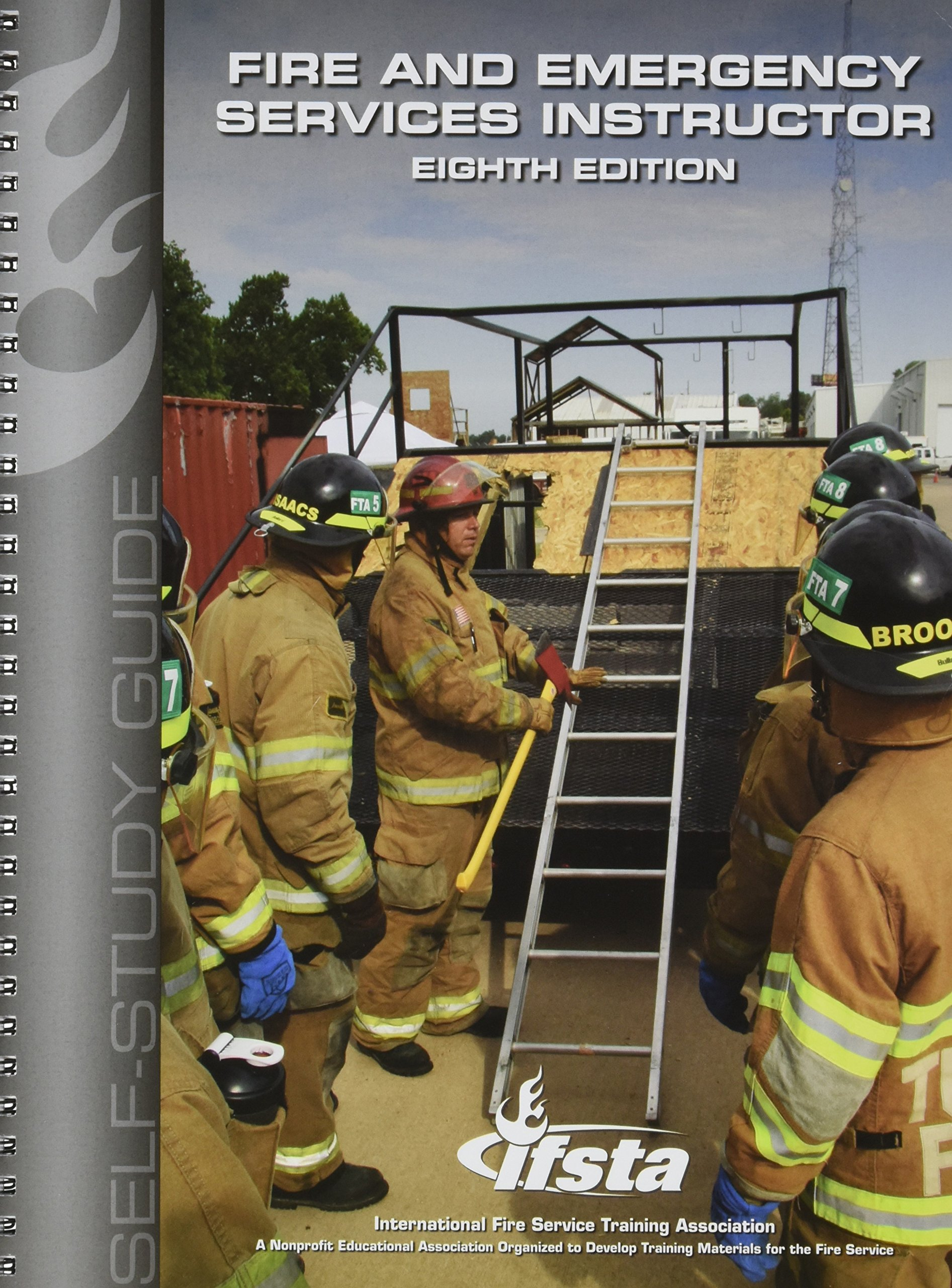 Fire and Emergency Services Instructor Study Guide 8E: IFSTA:  9780879394424: Amazon.com: Books