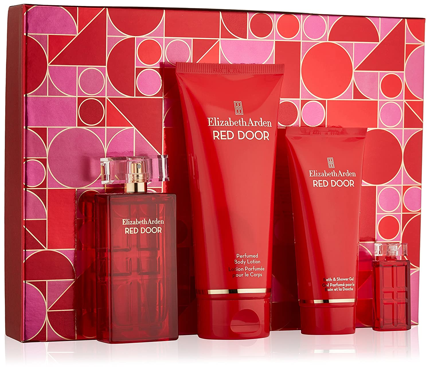 Amazon Elizabeth Arden Red Door Holiday Set Luxury Beauty