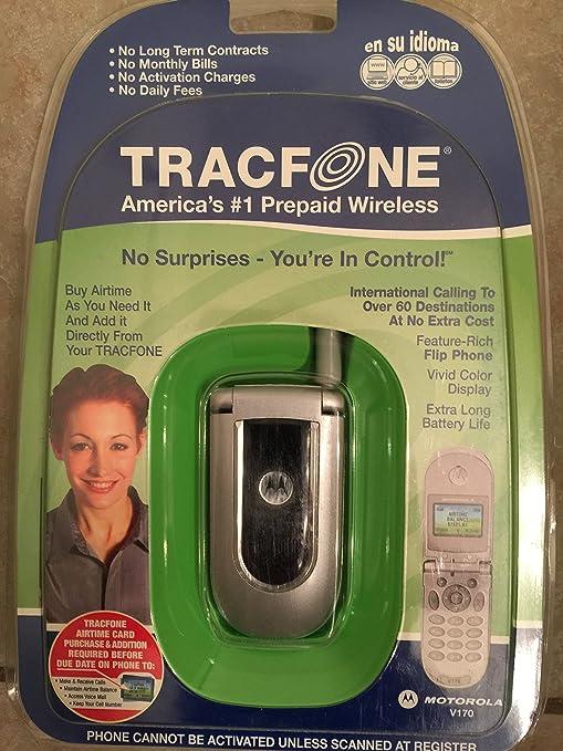 free motorola tracfone v170