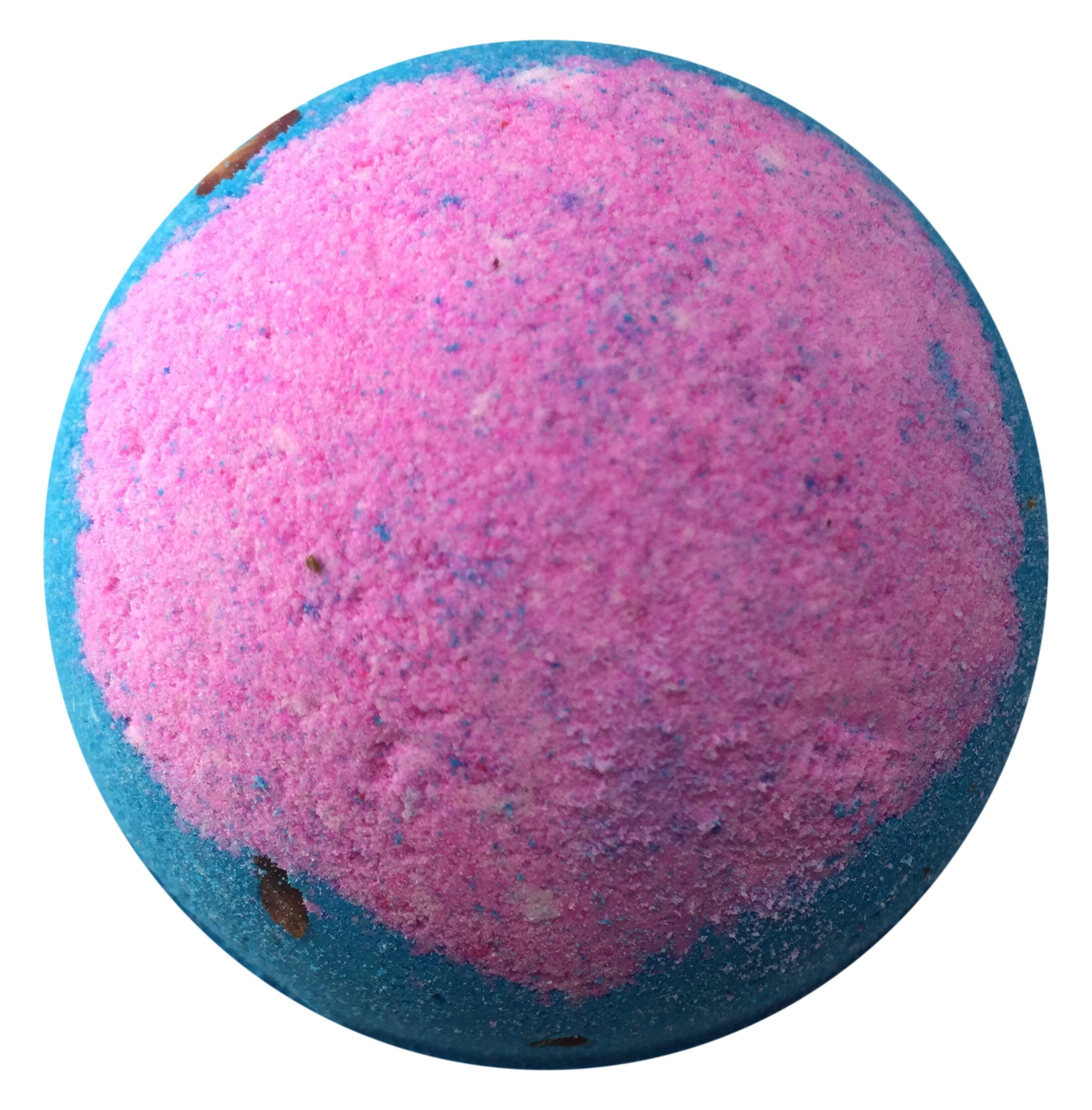 Amazon.com : Hidden Treasure Extra Large Bath Bomb (Bed Of Roses ...