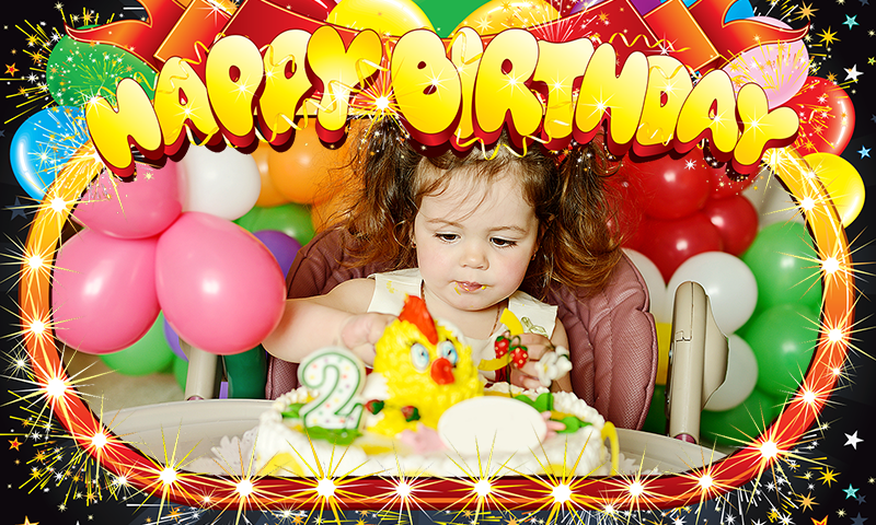 amazon com birthday photo frames appstore for android