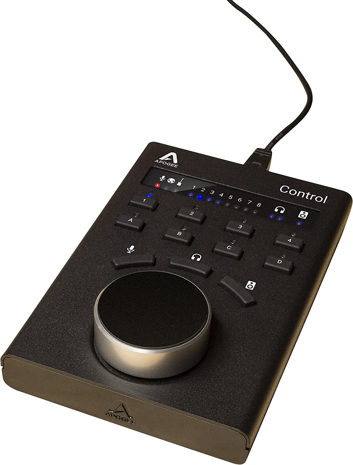 Apogee Control Hardware Remote For Element series, Ensemble Thunderbolt, and Symphony I/O MK II