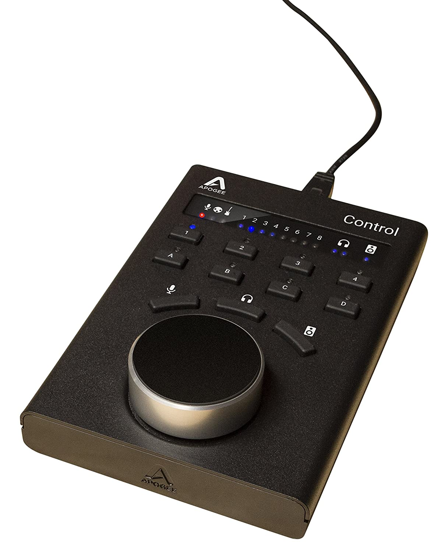 Apogee Apogee Control Hardware Remote For Element series, Ensemble Thunderbolt, and Symphony I/O MK II Apogee Electronics Corp.