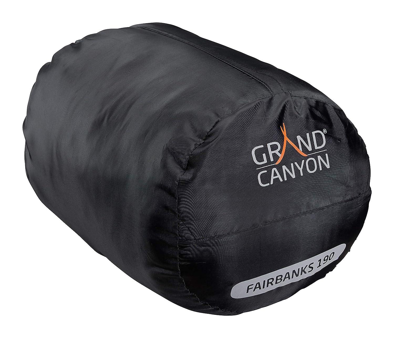 Grand Canyon Fairbanks 3/Saisons Sac de Couchage sarcophage diff/érentes Couleurs