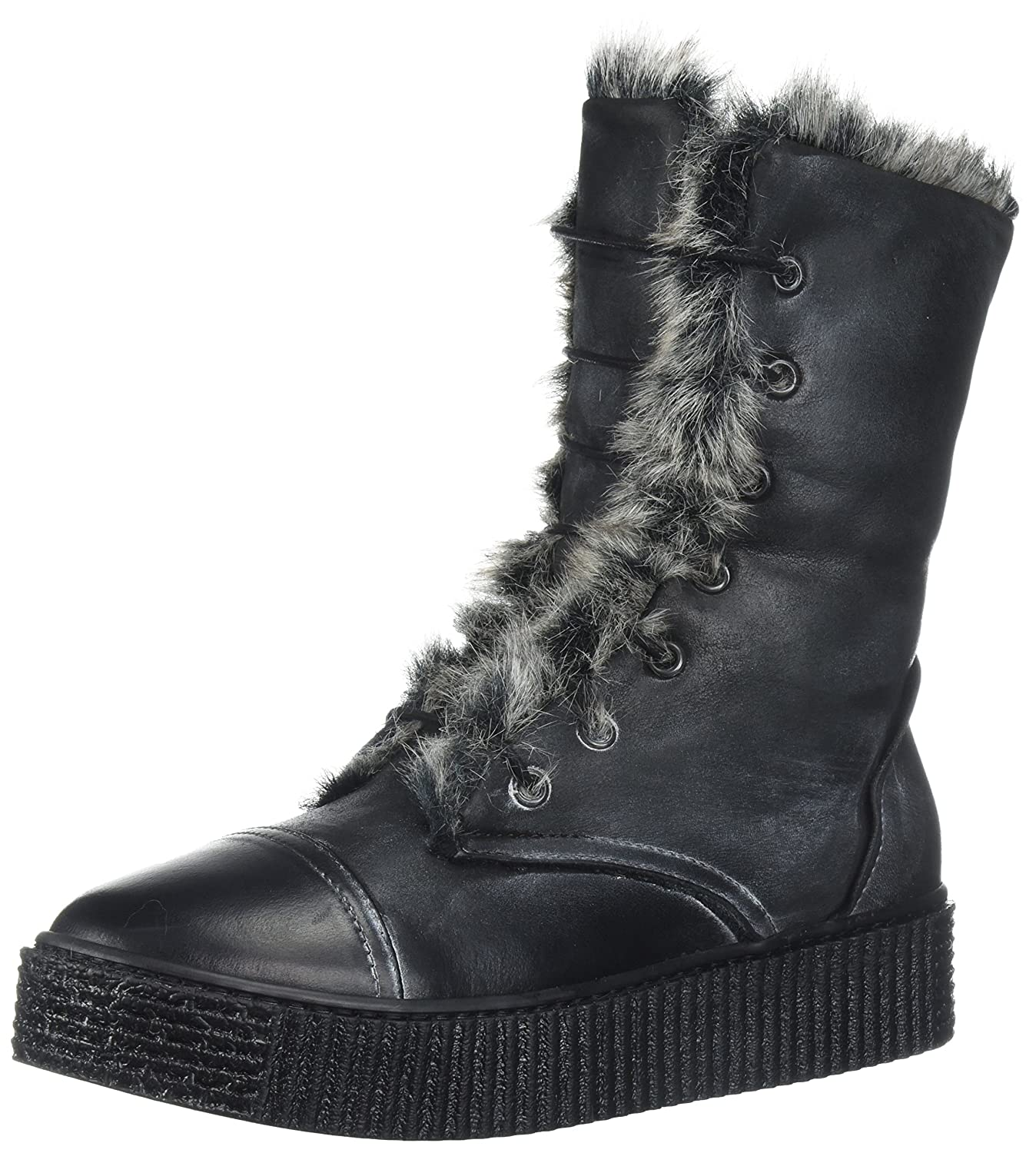 LFL by Lust for Life Womens Bear Ankle Boot