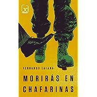 Morirás en Chafarinas (Gran Angular)