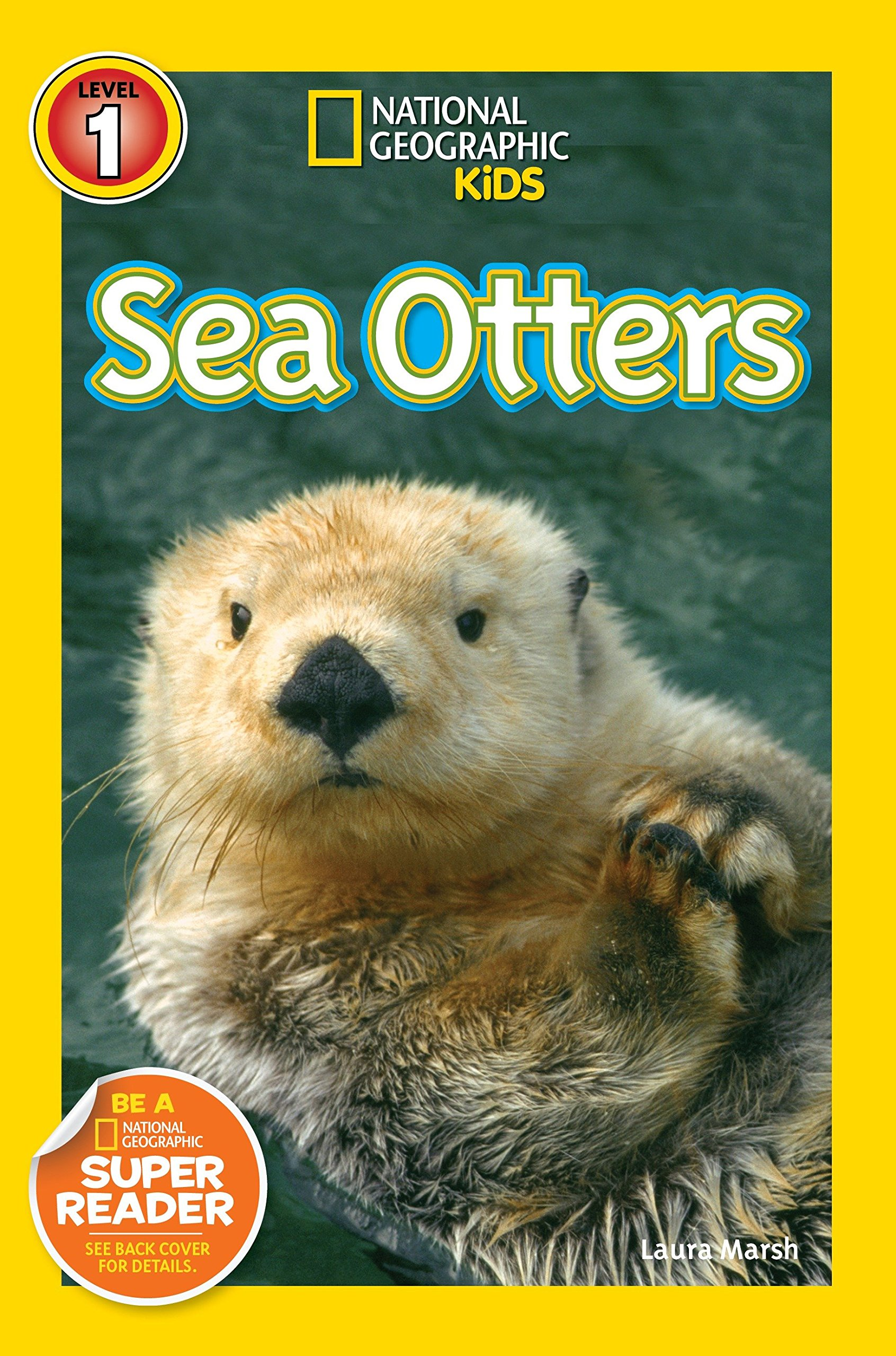 National Geographic Readers: Sea Otters by National Geographic Children's Books