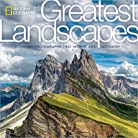 National Geographic. Greatest Landscapes [Idioma Inglés]