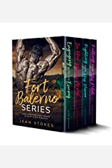 Fort Balerno Box Set: Small Western Town Ex-Military Alpha Romance Kindle Edition