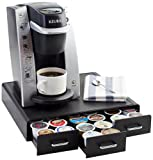 Amazon Price History for:AmazonBasics Coffee Pod Storage Drawer for K-Cup Pods - 36 Pod Capacity