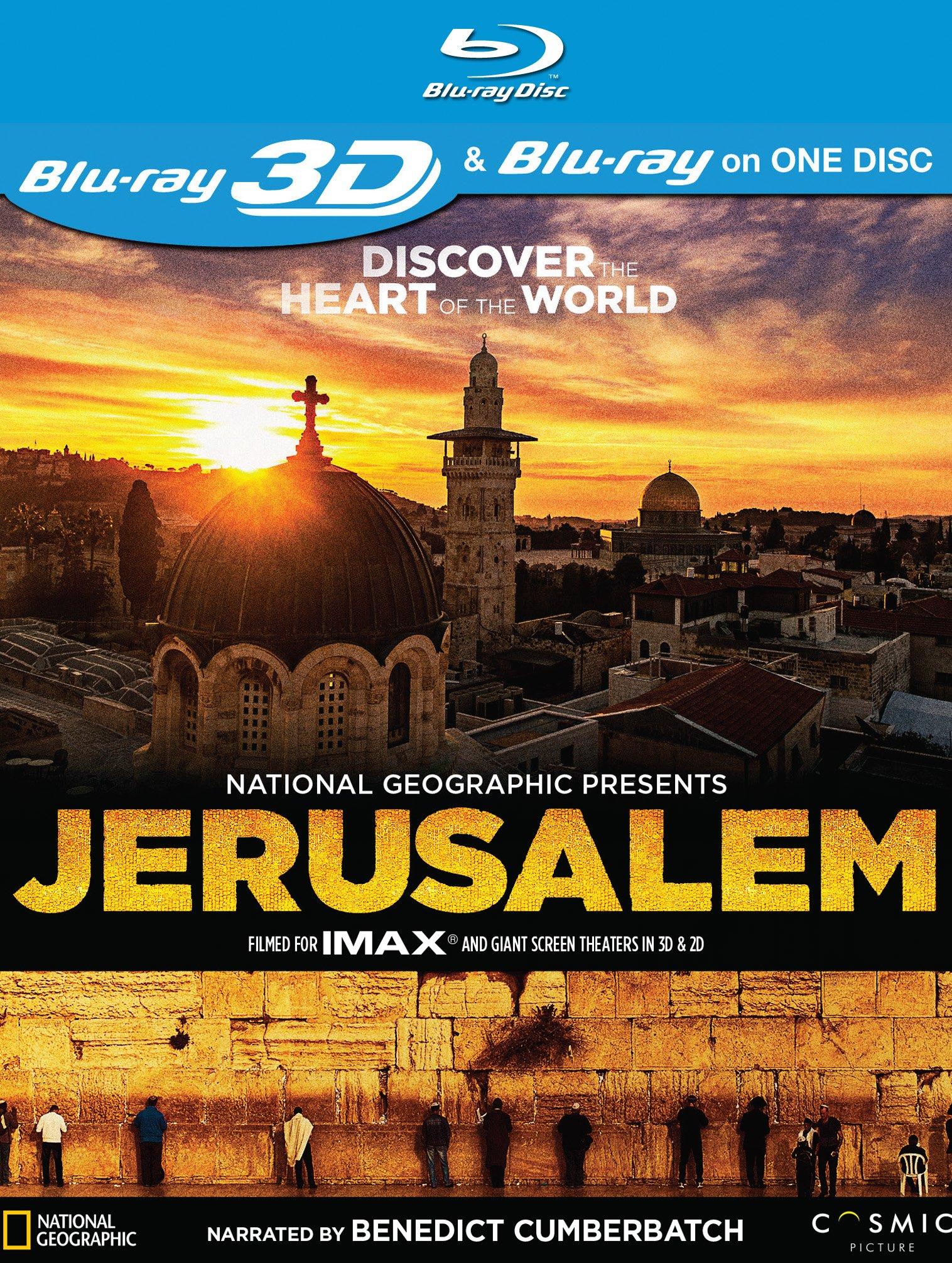 Blu-ray : Jerusalem (2PC)