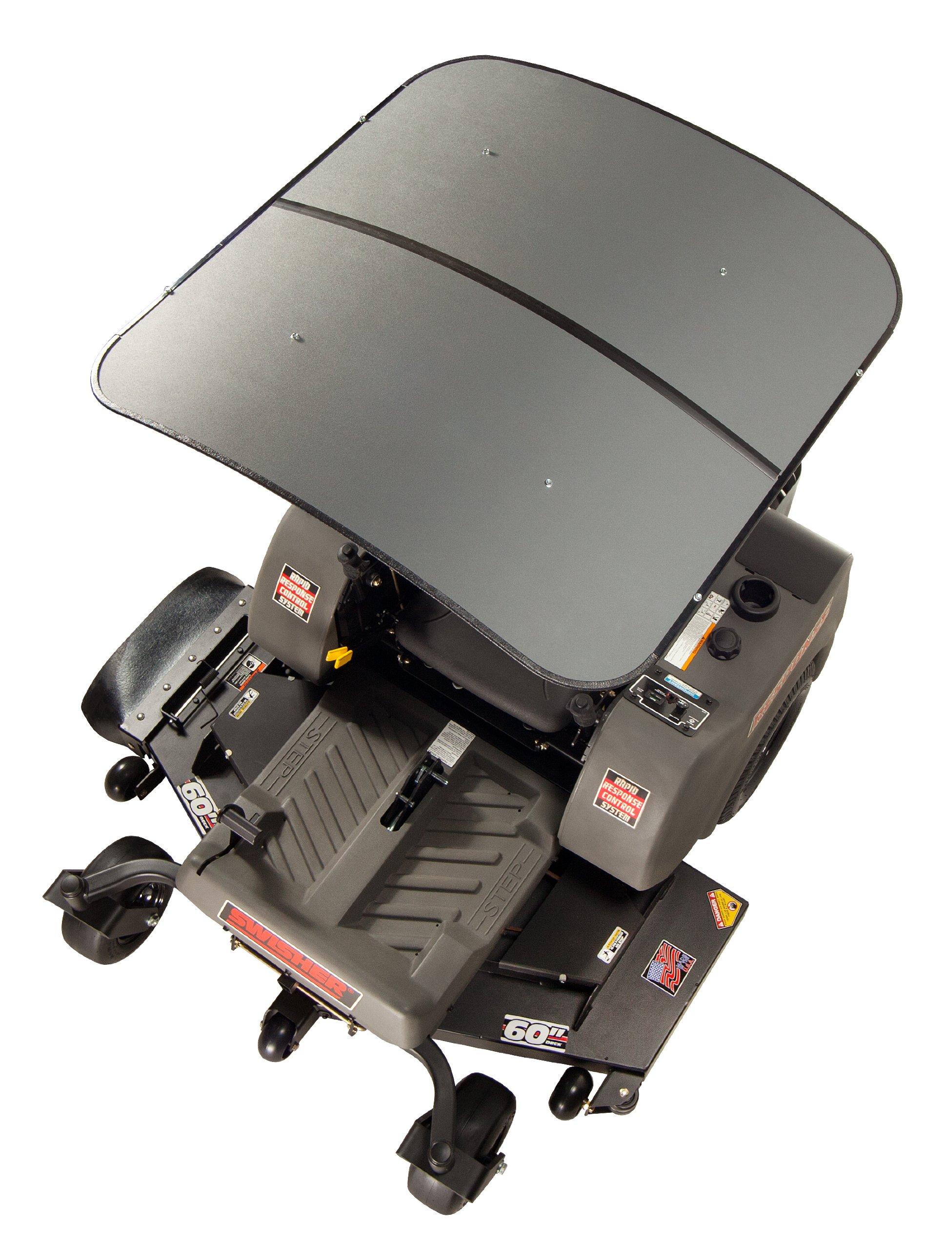 Femco SS4444G Tuff Top ZTR Sunshade for Lawn Mower by Femco