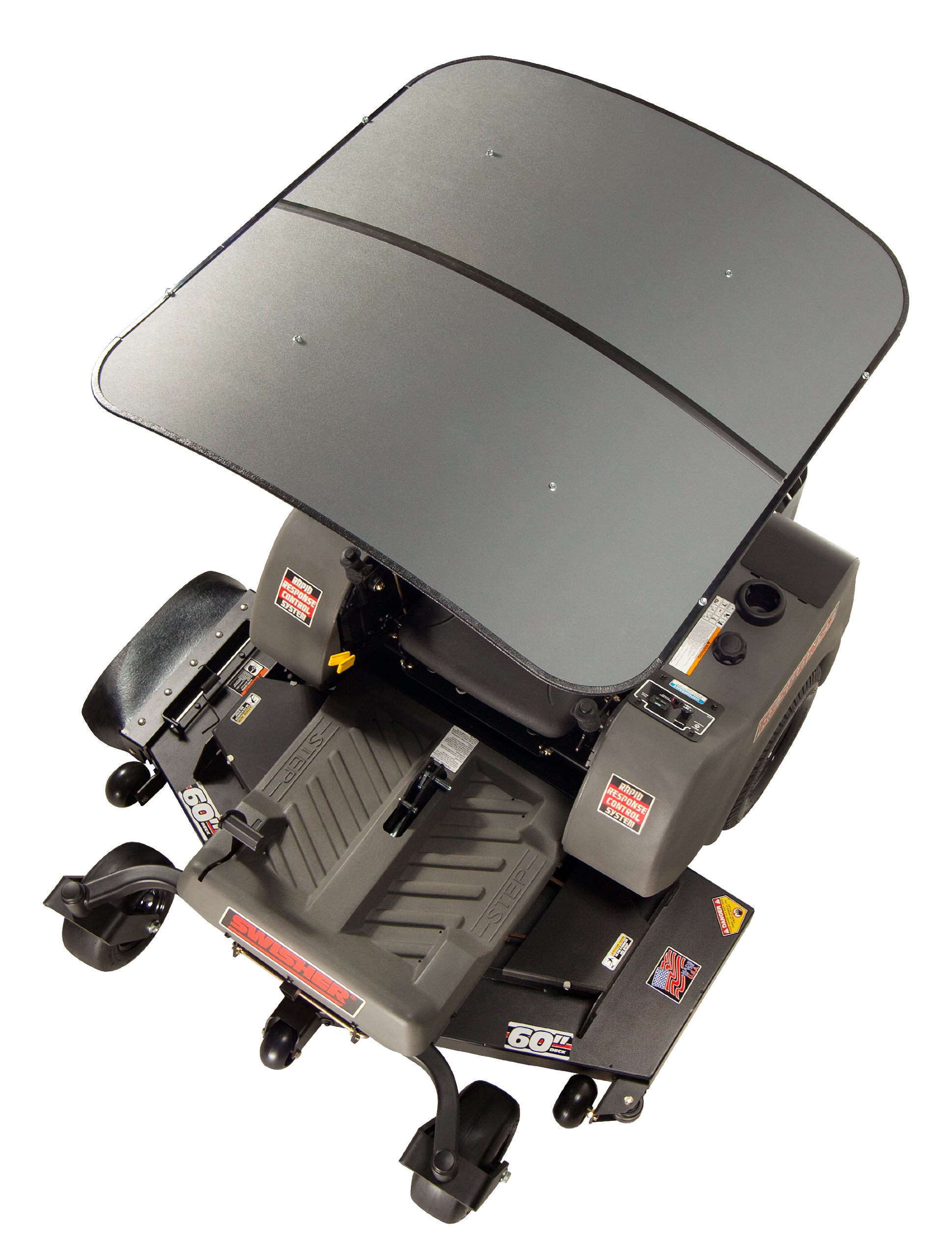 Femco SS4444G Tuff Top ZTR Sunshade for Lawn Mower by Femco (Image #1)