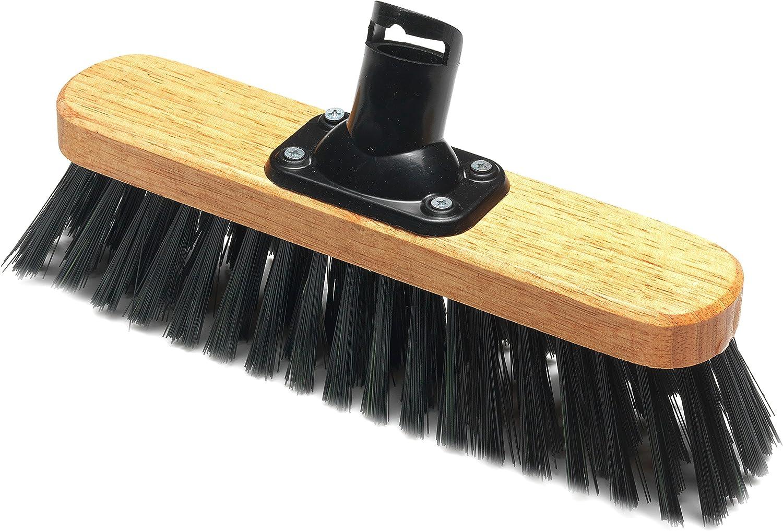 Varnished Addis 275mm Soft Broom Head PET