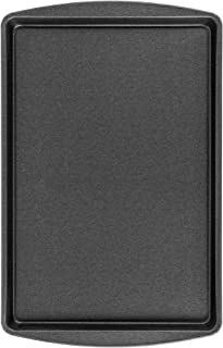 """product image for G & S Metal Products Company ProBake Teflon Xtra Nonstick Cookie Sheet Baking Pan, 15.5""""x10.2""""x2.1"""", Gray"""