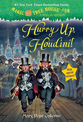 Hurry Up; Houdini! (Magic Tree House (R) Merlin Mission)