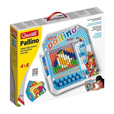 Quercetti Pallino Colored Ball Mosaic Game: Toys & Games