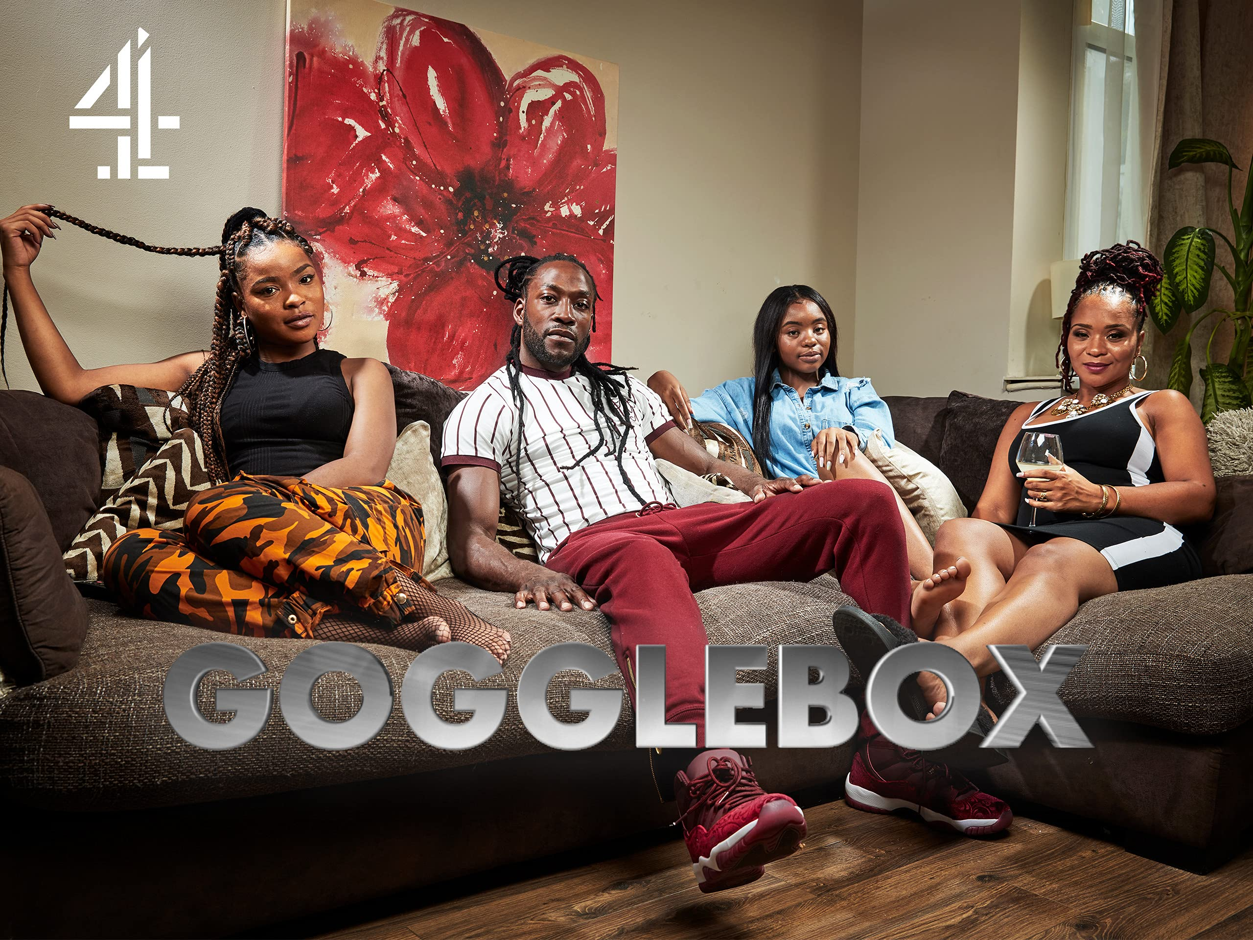 Gogglebox on Amazon Prime Video UK