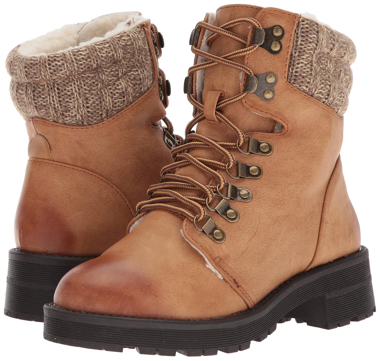 MIA Women's Maylynn Winter Boot B016PFMEEI 8 B(M) US|Tan