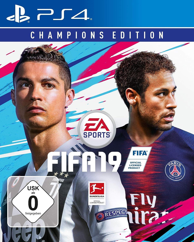 FIFA 19 - Champions Edition - PlayStation 4 [Importación alemana ...
