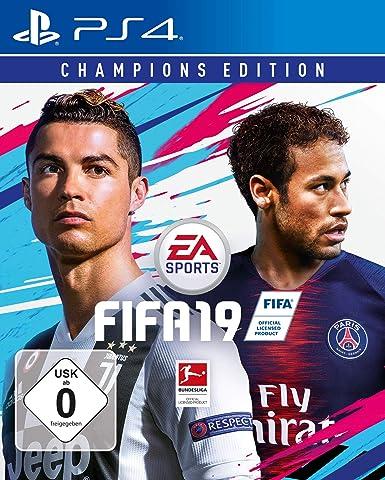 FIFA 19 - Champions Edition - PlayStation 4 [Importación alemana]: Amazon.es: Videojuegos