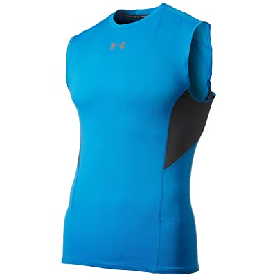 Under Armour Men's CoolSwitch Sleeveless Compression Shirt