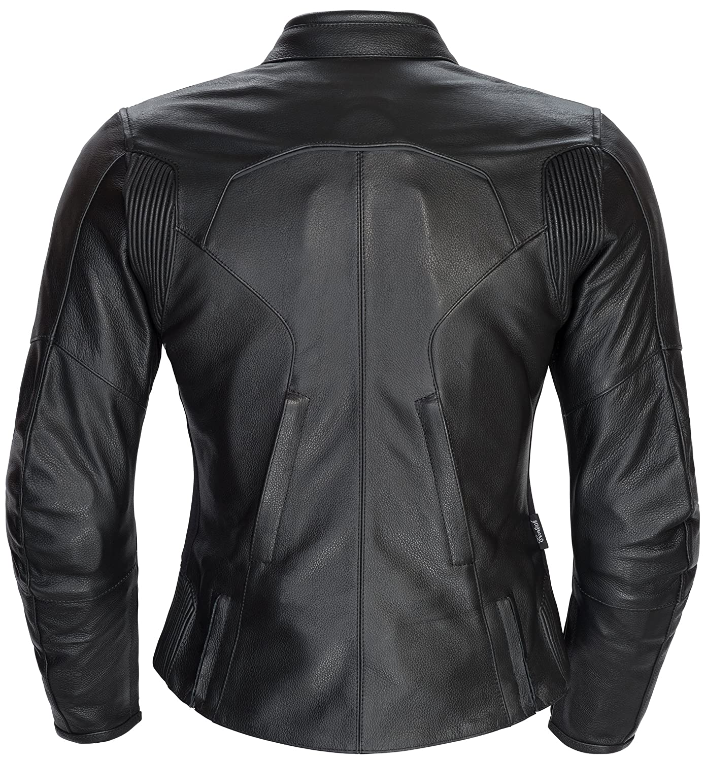 Cortech Womens LNX 2.0 Leather Jacket Black X-Small