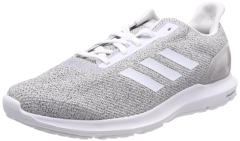 Adidas Cosmic 2, Zapatillas de Entrenamiento para Hombre 44 EU|Blanco (Crystal White/Footwear White/Grey 0)