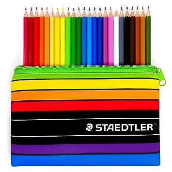 Staedtler Noris Club Estuche Set - 24 x Staedtler/Johanna ...