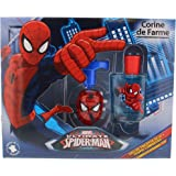 Corine de Farme Coffret Spiderman Eau de Toilette + Toupie Lumineuse 50 ml