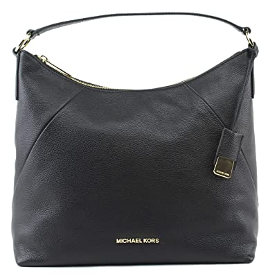 8514afa86312 Amazon.com: MICHAEL Michael Kors Women's pebbled leather Karson large  shoulder bag tote 35T8GKRL3L: Shoes