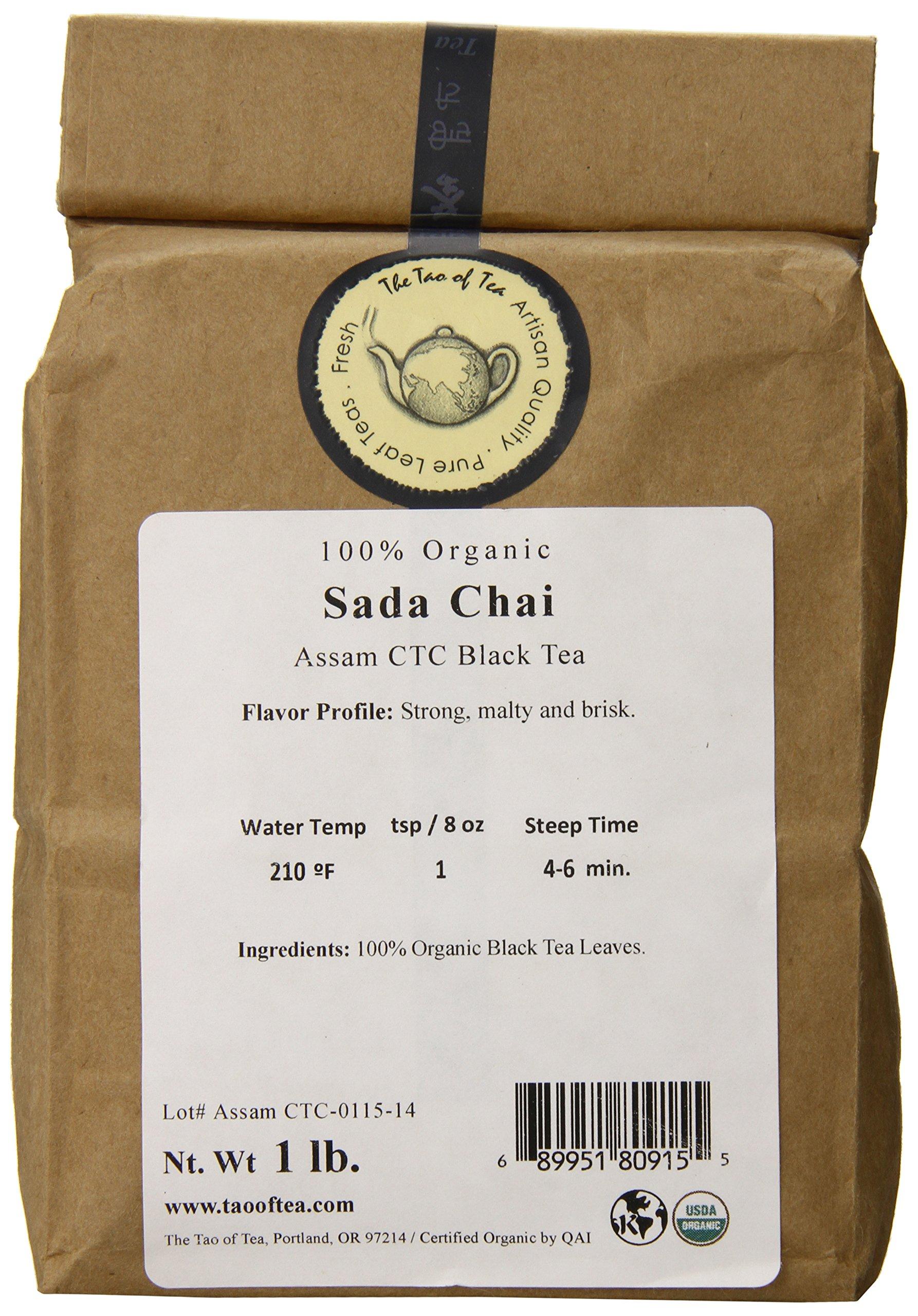 The Tao of Tea Sada Chai, 1-Pounds