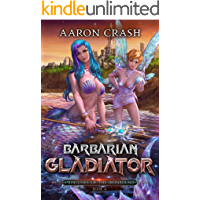Barbarian Gladiator (Princesses of the Ironbound Book 4) book cover