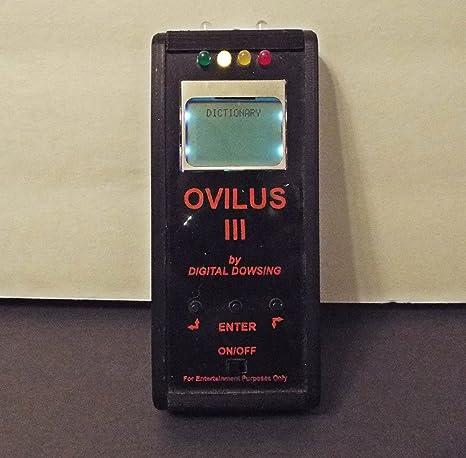 Ovilus III Ovilus 3 - Voltage Testers - Amazon com