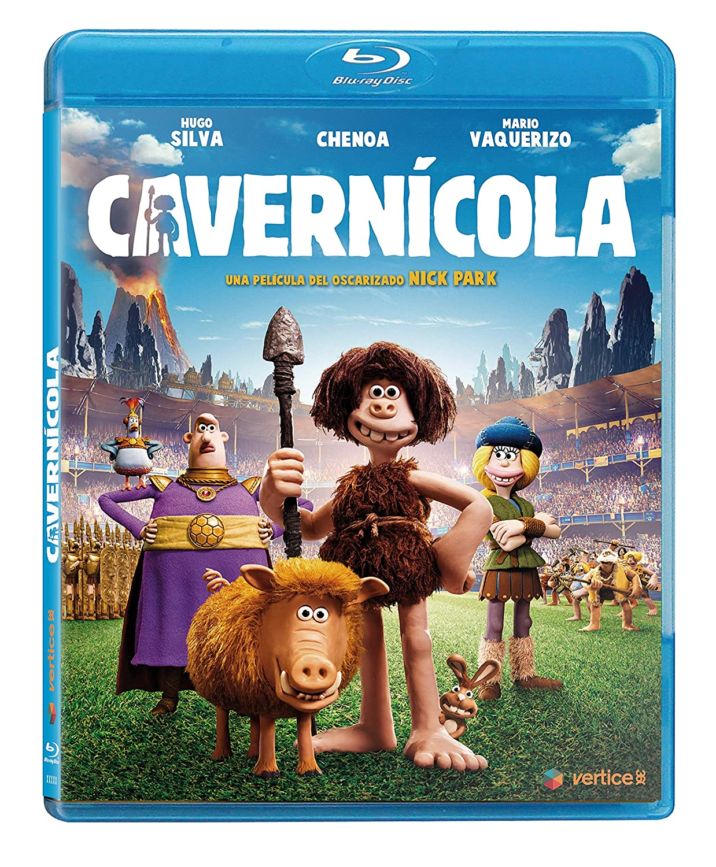 Cavernicola [Blu-ray]