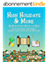 High Holidays & More: An Interactive Guide for Kids: Rosh Hashanah, Yom Kippur, Sukkot, Shmini Atzeret/Simchat Torah (Jewish Holidays for Children) (English Edition)