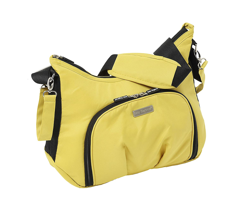 Baby Elegance Baby Elegance Cody Saddle Bag (Citrus) 4300