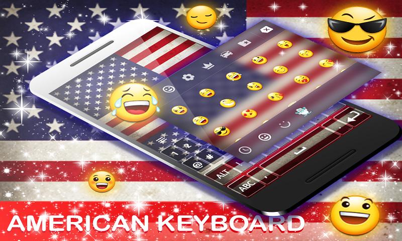 Keyboard Pro Americana
