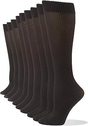 No Nonsense Women's Wardrobe Trouser Sock