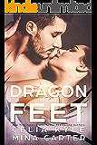 Dragon Her Feet (BBW Paranormal Shapeshifter Romance) (Dragon's Council Book 1)
