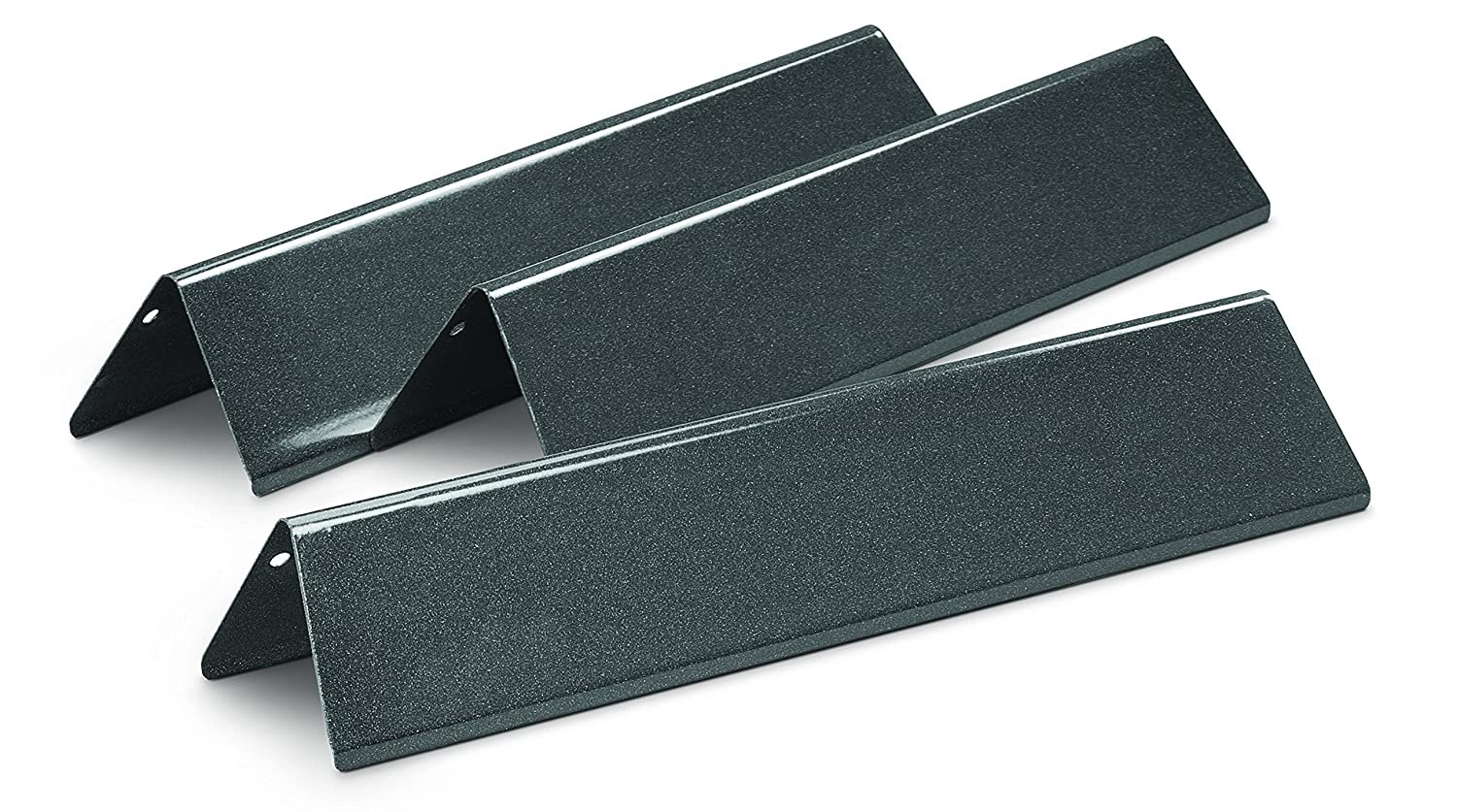 Weber 7635 Porcelain-Enameled Flavorizer Bars for Spirit 200 Series Gas Grills (Set of 3/15.3 x 3.5 x 2.5)