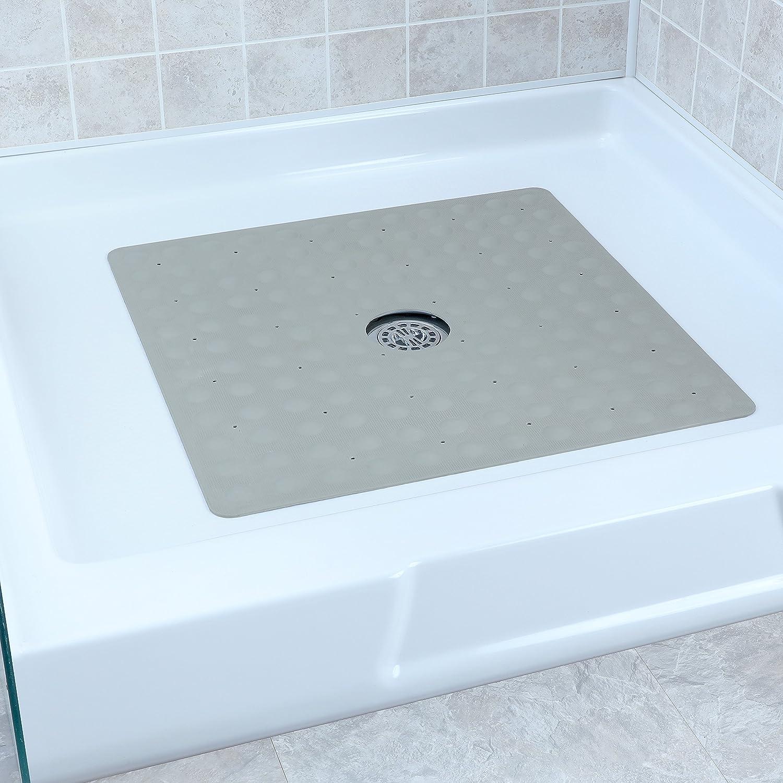 Awesome L Shaped Shower Mat Component - Bathtub Ideas - dilata.info