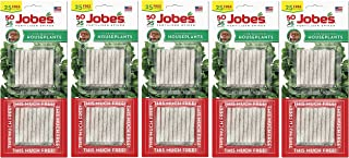 product image for Jobes 5001T Houseplant Plant Food Spikes 13-4-5 50 Pack,Multicolor (5)