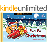 Fun fu Christmas French: Christmas vocabulary for children: Cute French for beginners